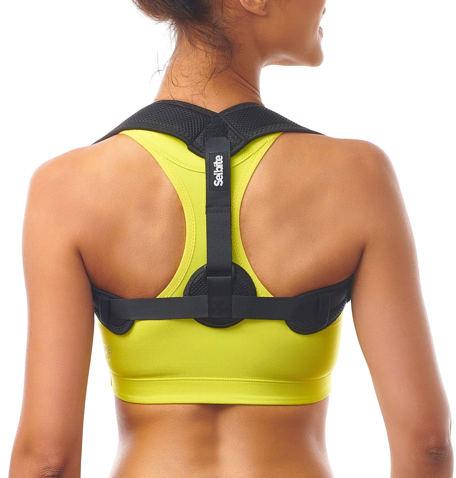 Posture Corrector for Women Men Adjustable