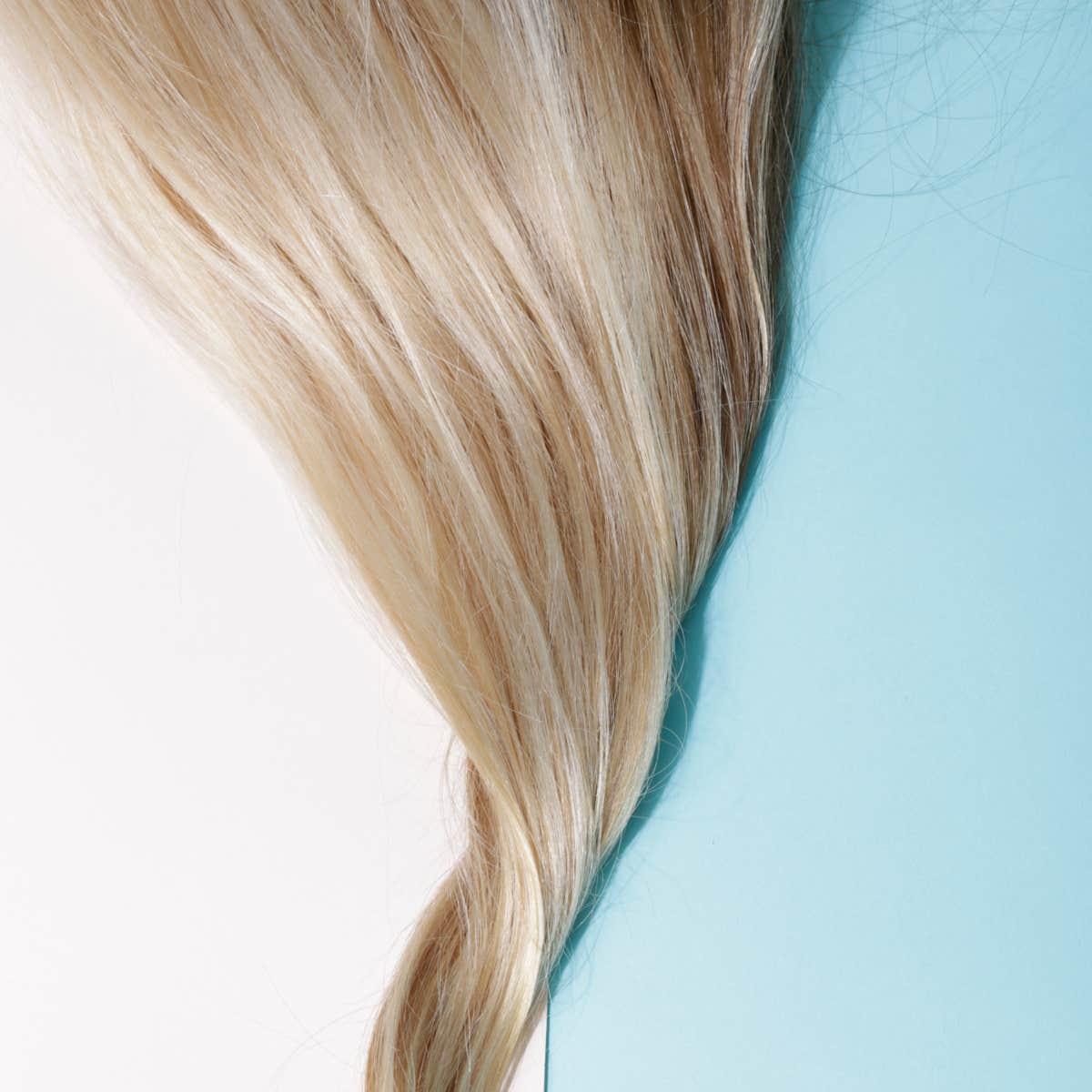 Bekommen blondierung ins auge Blondierung ins