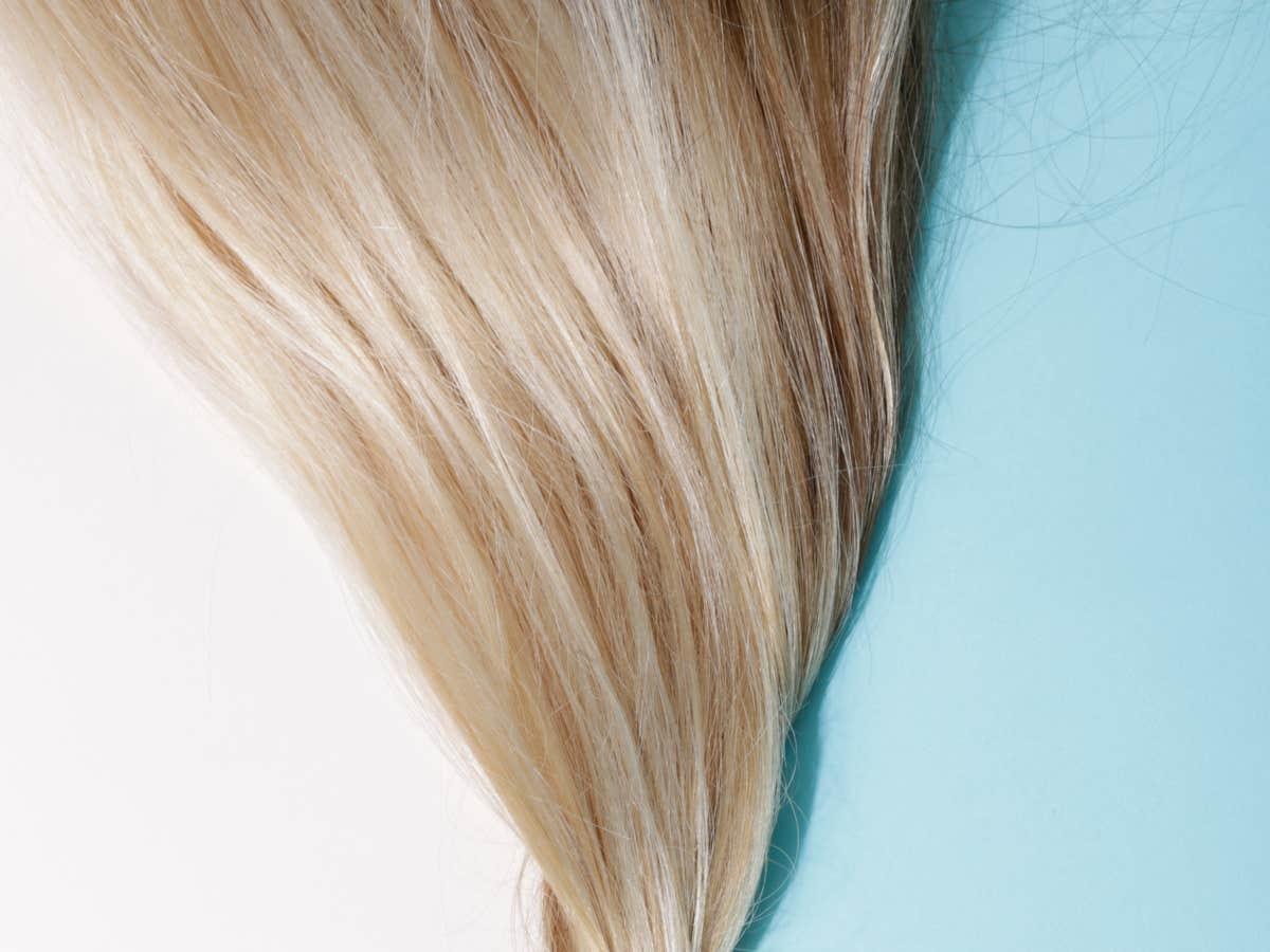 Färben selber blonde strähnen Wie du