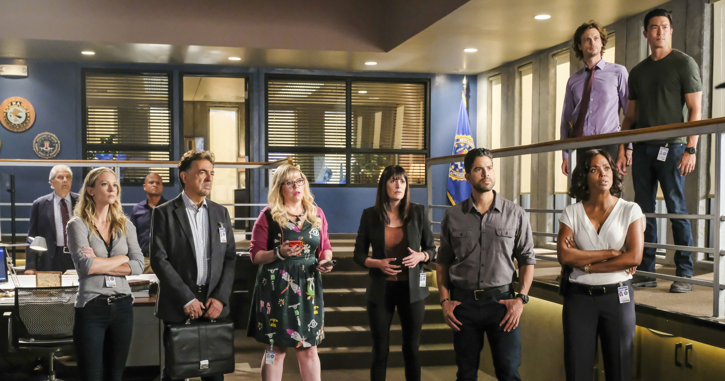 California Is Suing An Entire Studio For Sexual Harassment On The Set Of Criminal Minds