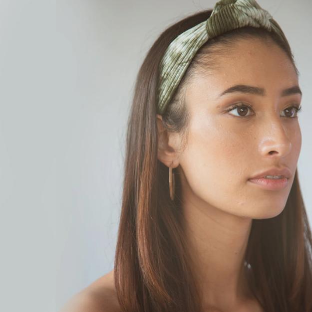 Shaka Kai Tie Dye Ribbed Headband