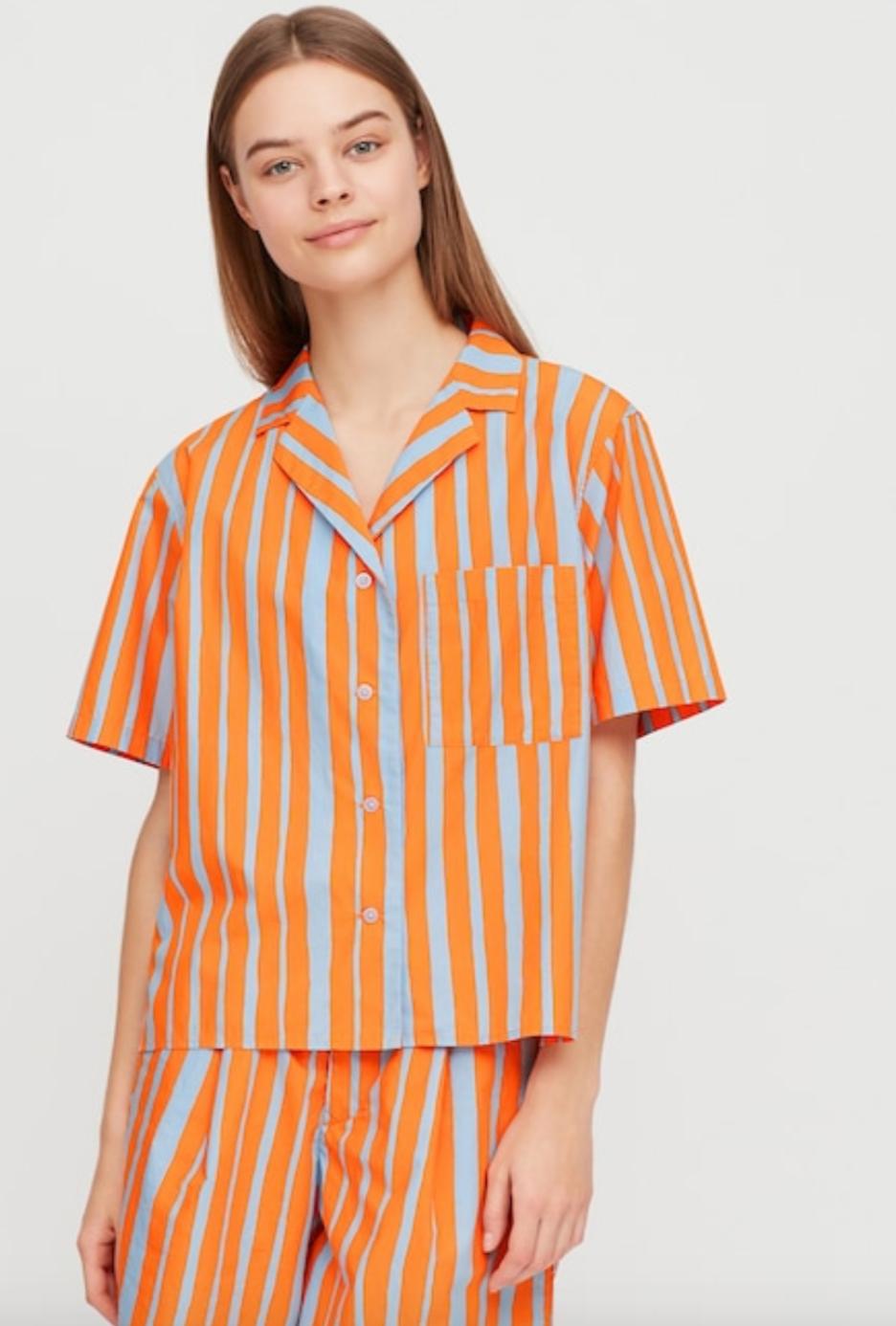 Uniqlo x Marimekko Short-Sleeve Shirt
