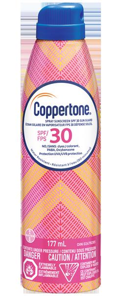Spray Sunscreen SPF30