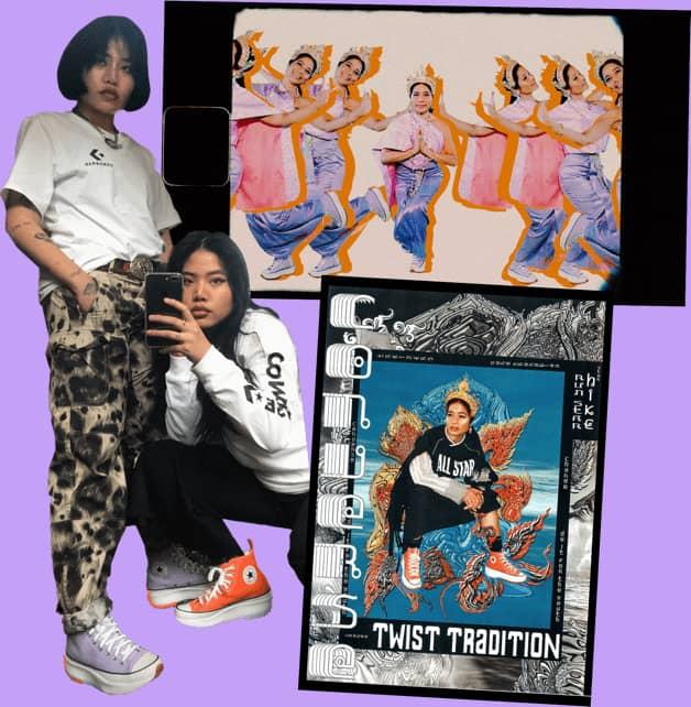 Fa & Fon collage