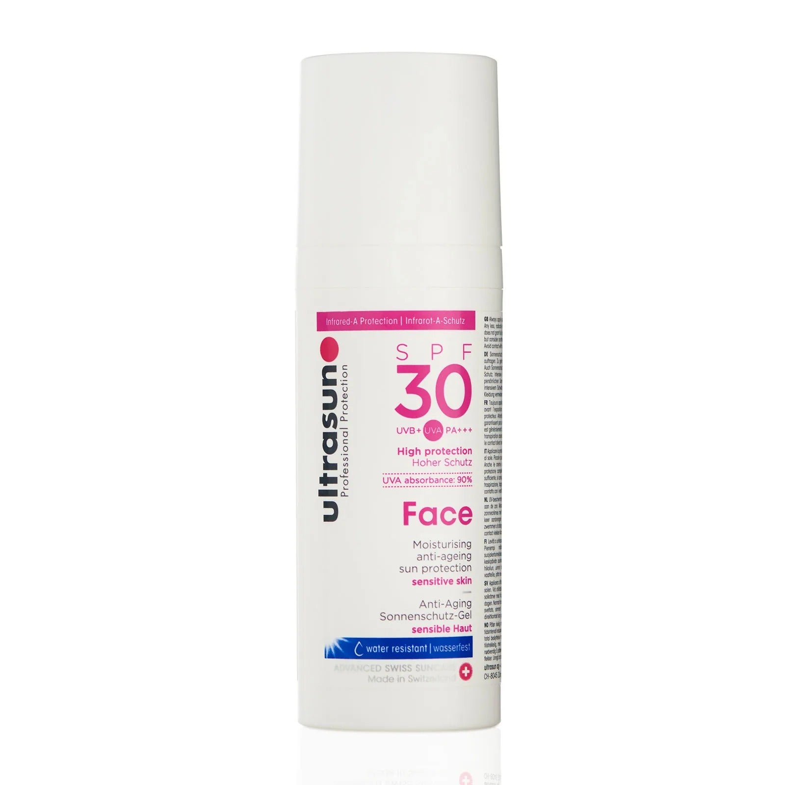 Face Anti-Ageing Sun Protection High SPF30
