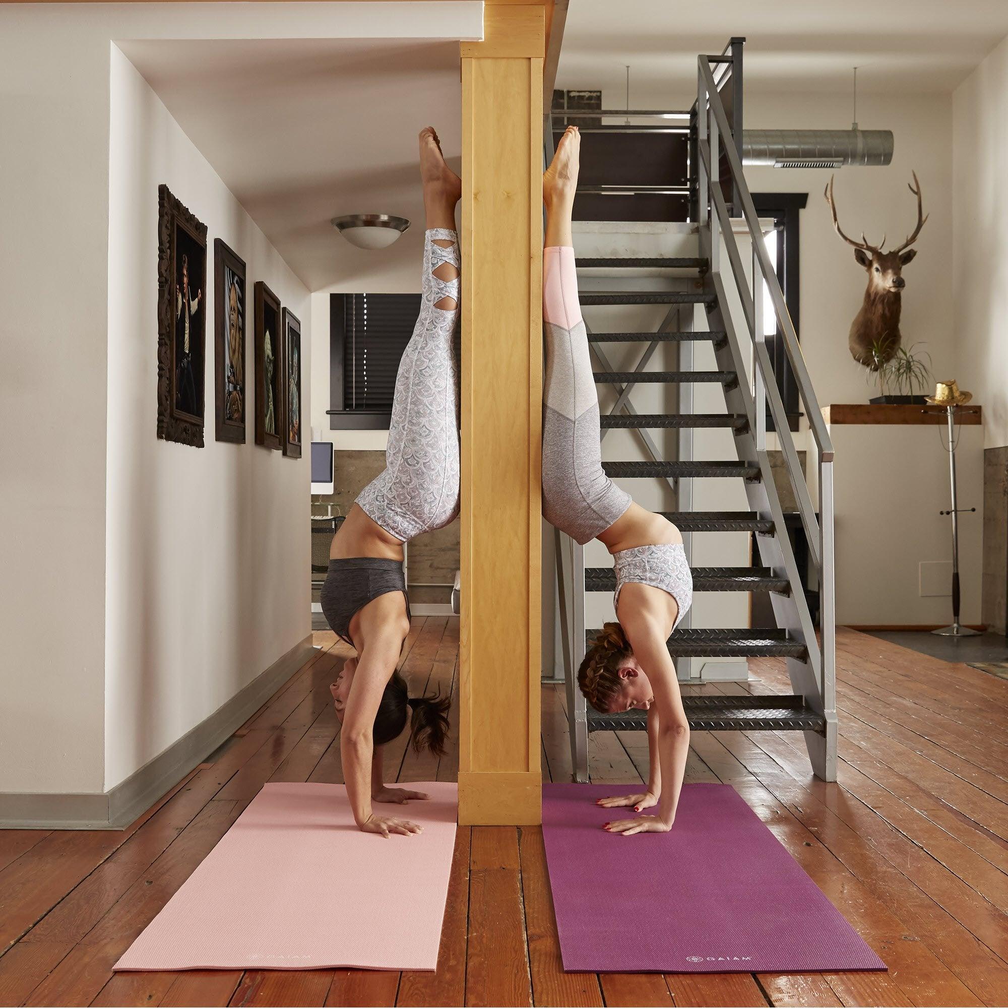 Best Yoga Mats 2020 From Lululemon To Manduka Gaiam