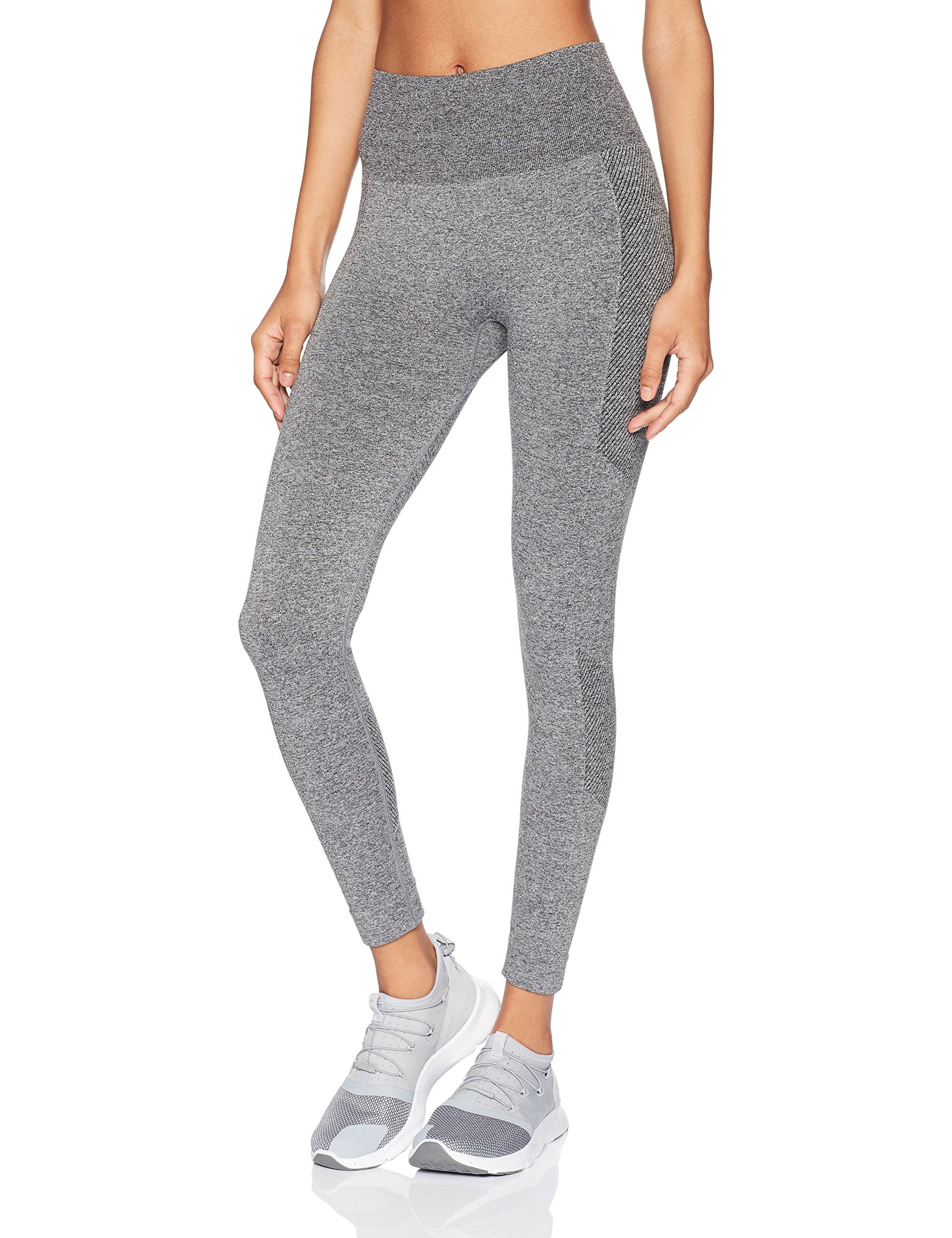 Exclusive Starter Womens 25 Seamless Light-Compression Cropped Workout Legging