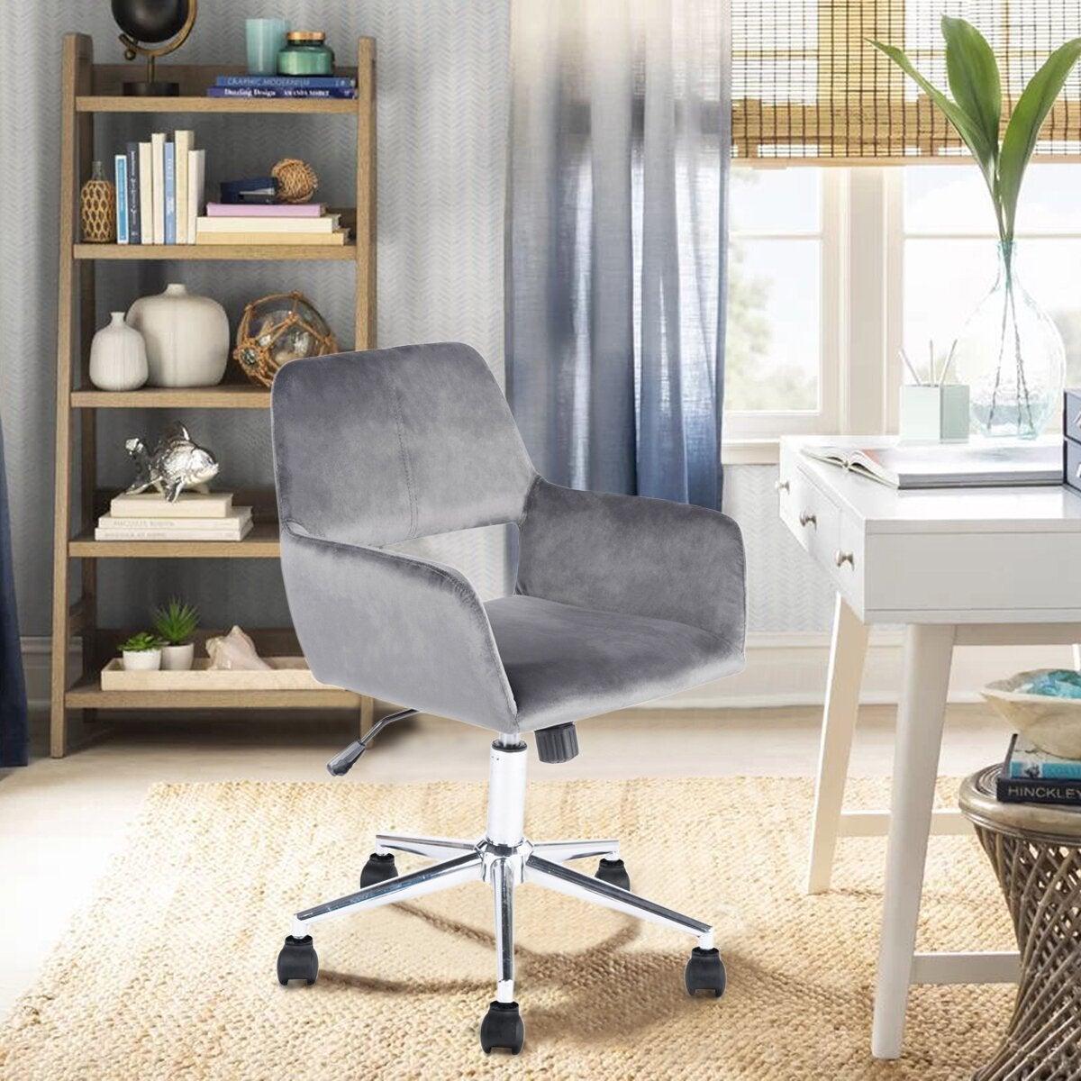 Lenworth Velvet Task Chair
