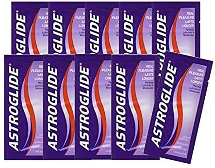 Astroglide Original Real Pleasure Plus Lasts Longer Personal Liquid Lube Lubricant and Moisturizer