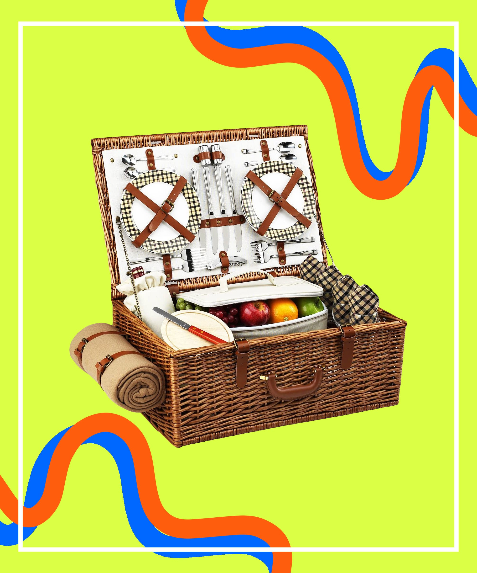 What To Bring On A Picnic For Social Distancing Outside