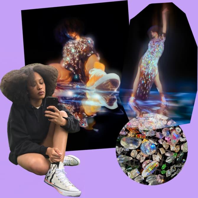 Nwaka Okparaeke collage