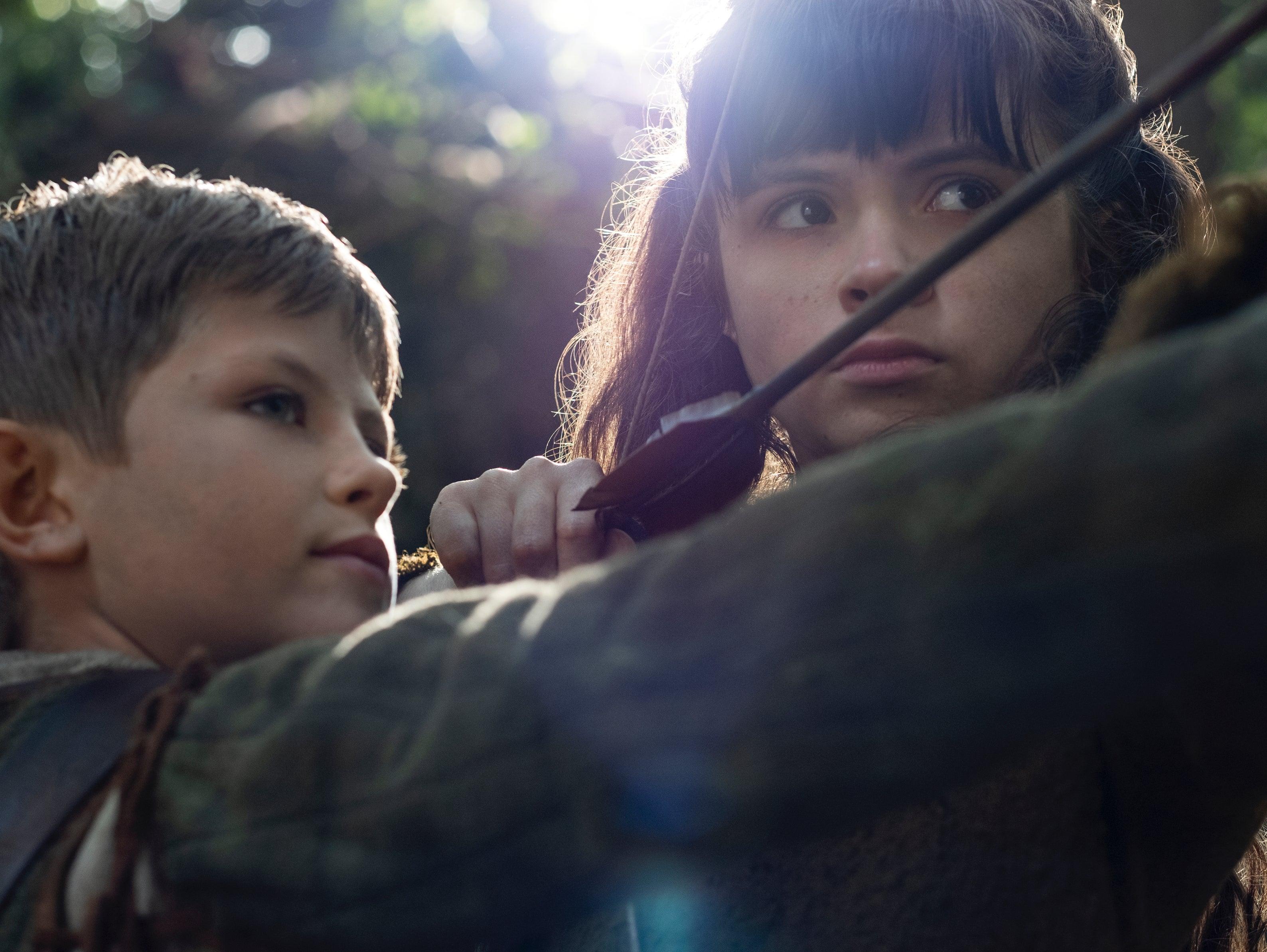 Katherine Langford Show Cursed Full Season 1 Recap