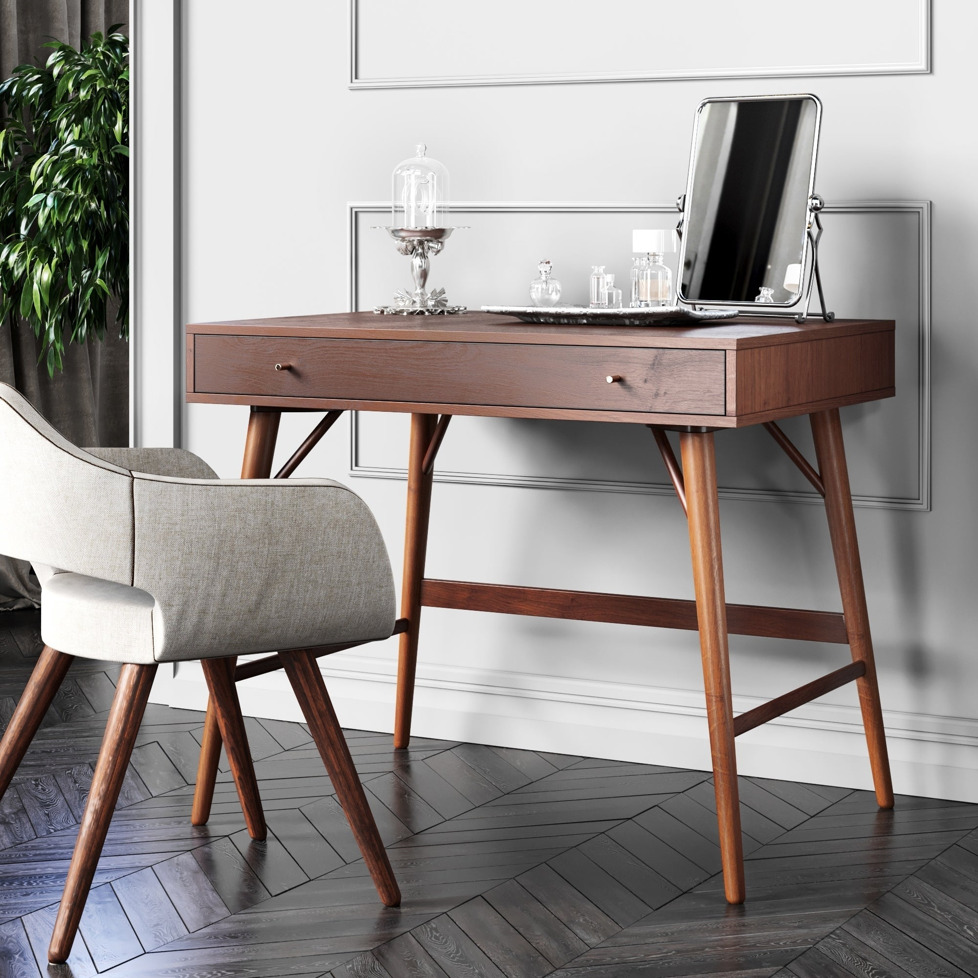 Best Desks For Small Living Spaces Homes 2020