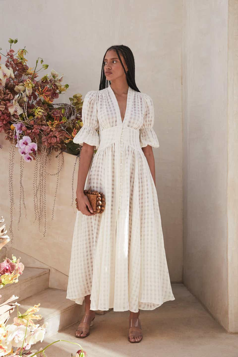 Courthouse Wedding Dresses For The 20 Bride