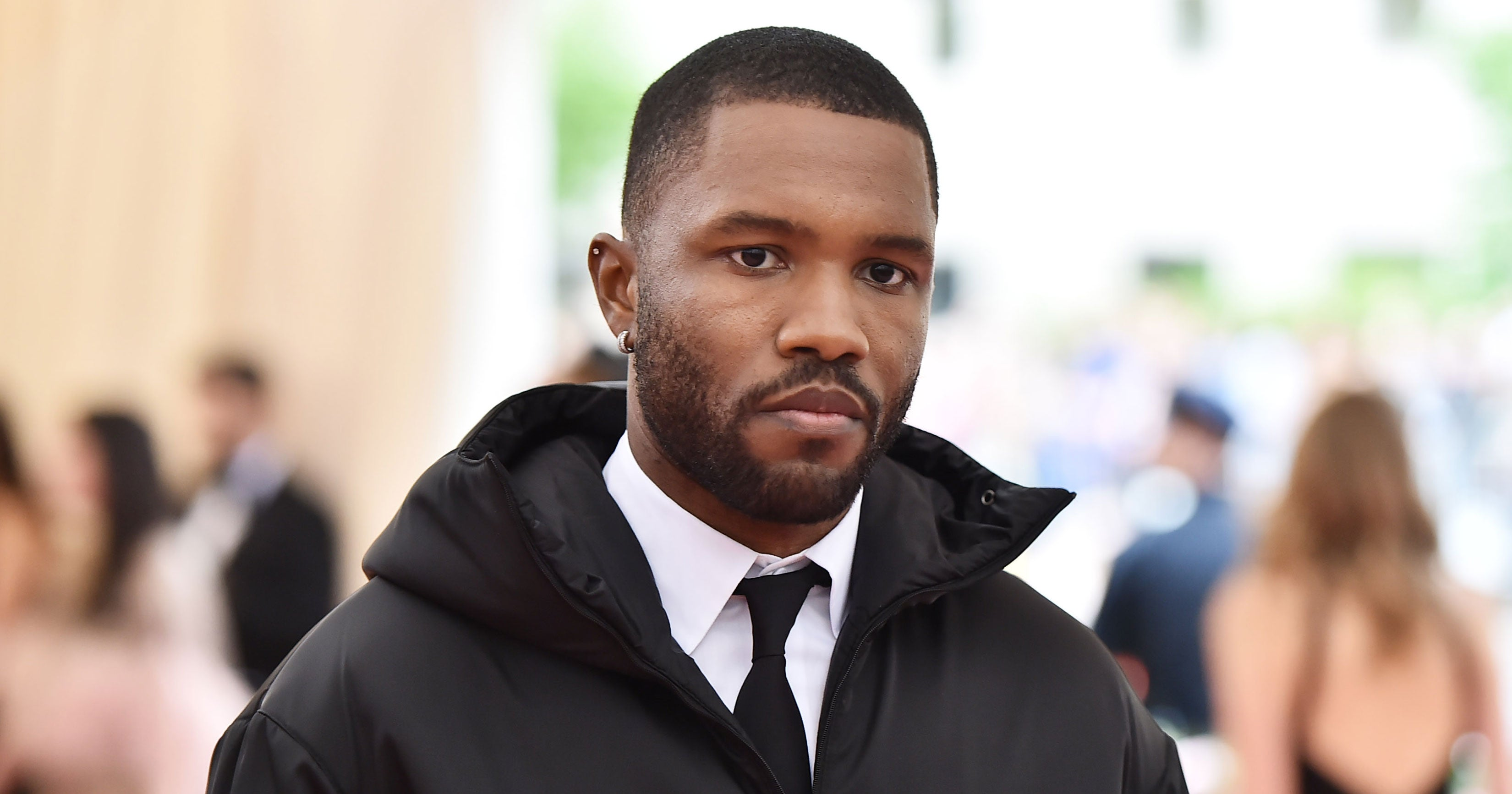 Frank Ocean's Younger Brother Ryan Breaux Reportedly Killed In Car Accident