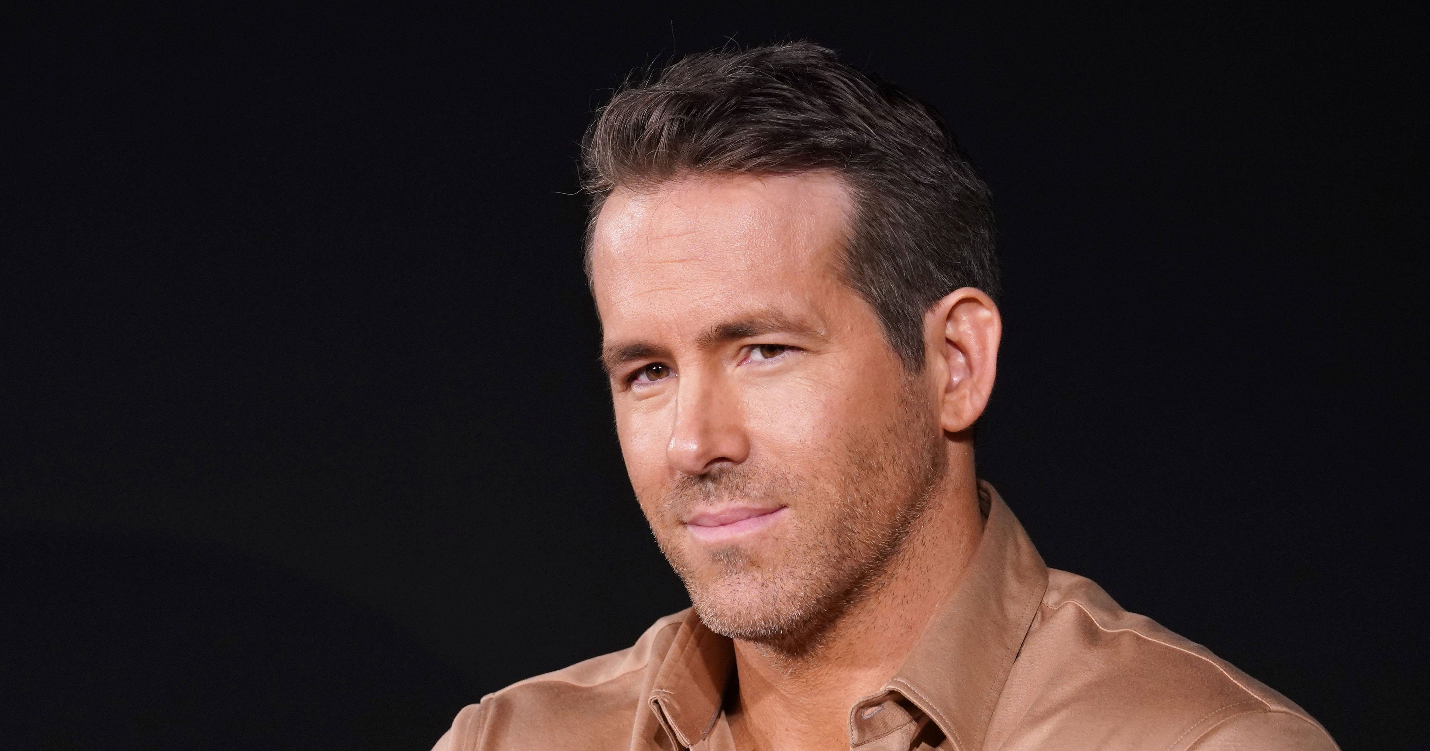 Ryan Reynolds Admits Plantation Wedding Was A Mistake