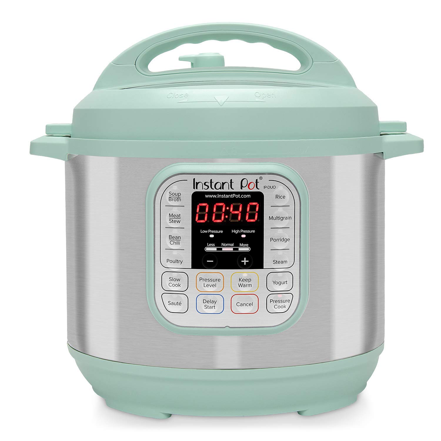 Instant Pot Duo 6 Qt 7-in-1 Multi-Use Programmable Pressure Cooker