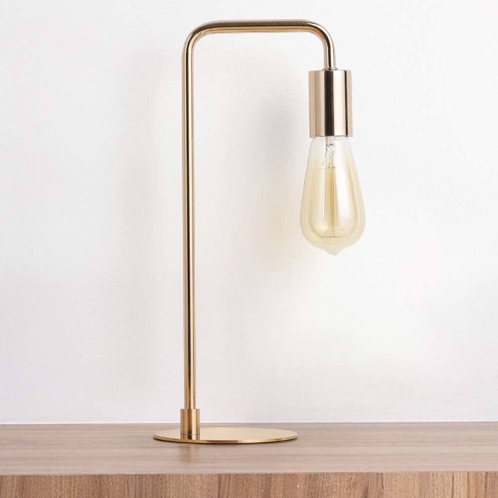 HAITRAL Modern Table Lamp - Gold
