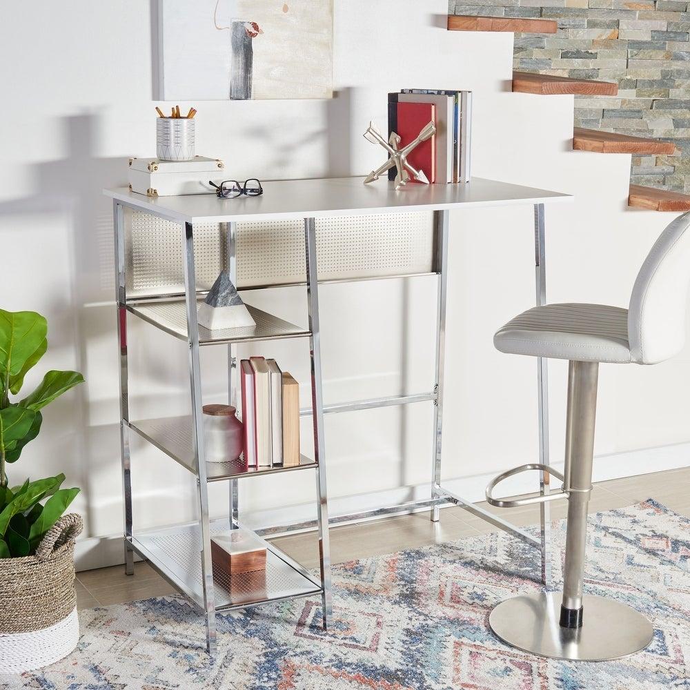 Safavieh Hayden Modern 3-Shelf Standing Des