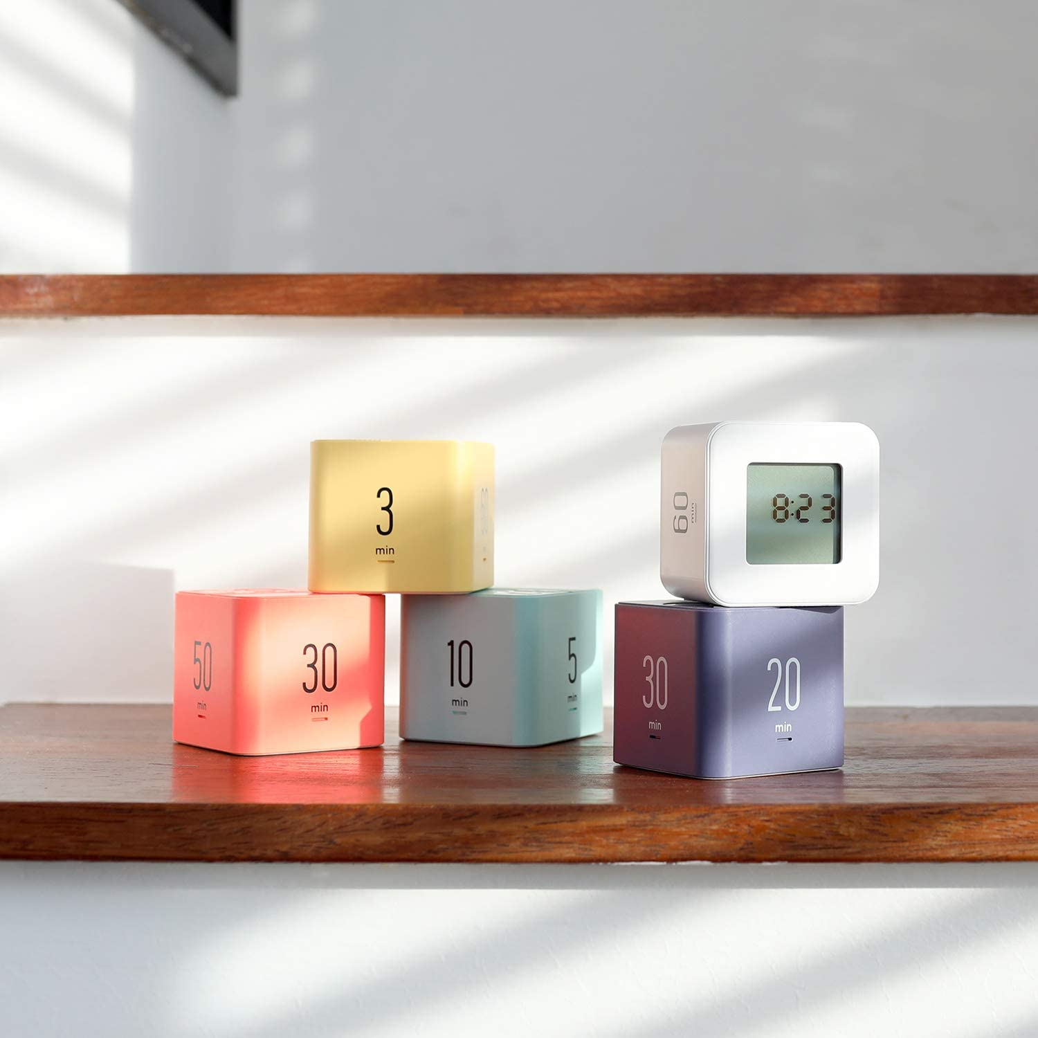 mooas Multi Cube Timer/Rotating Timer