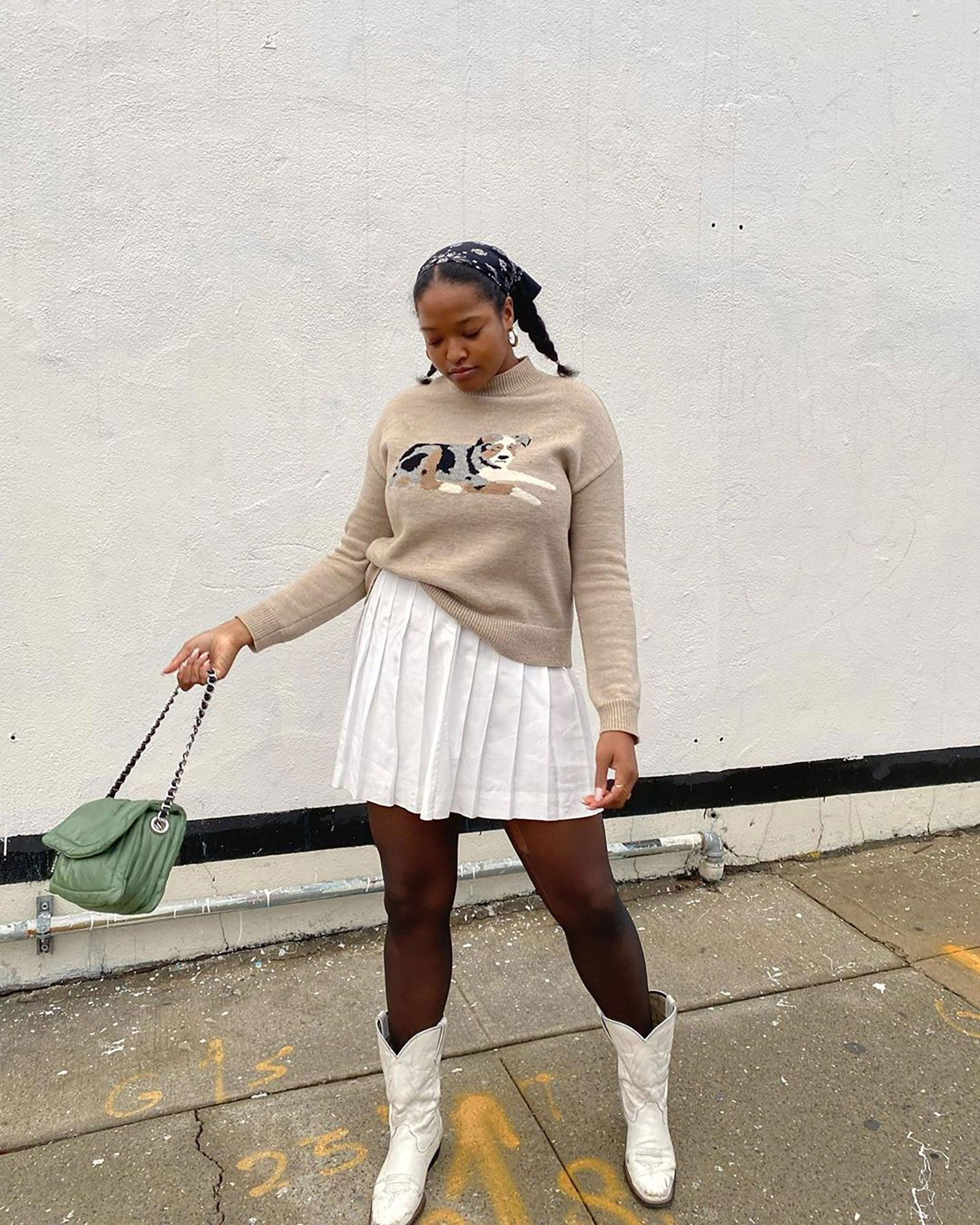 Shop The Tennis Skirt Trend From Depop To Tiktok