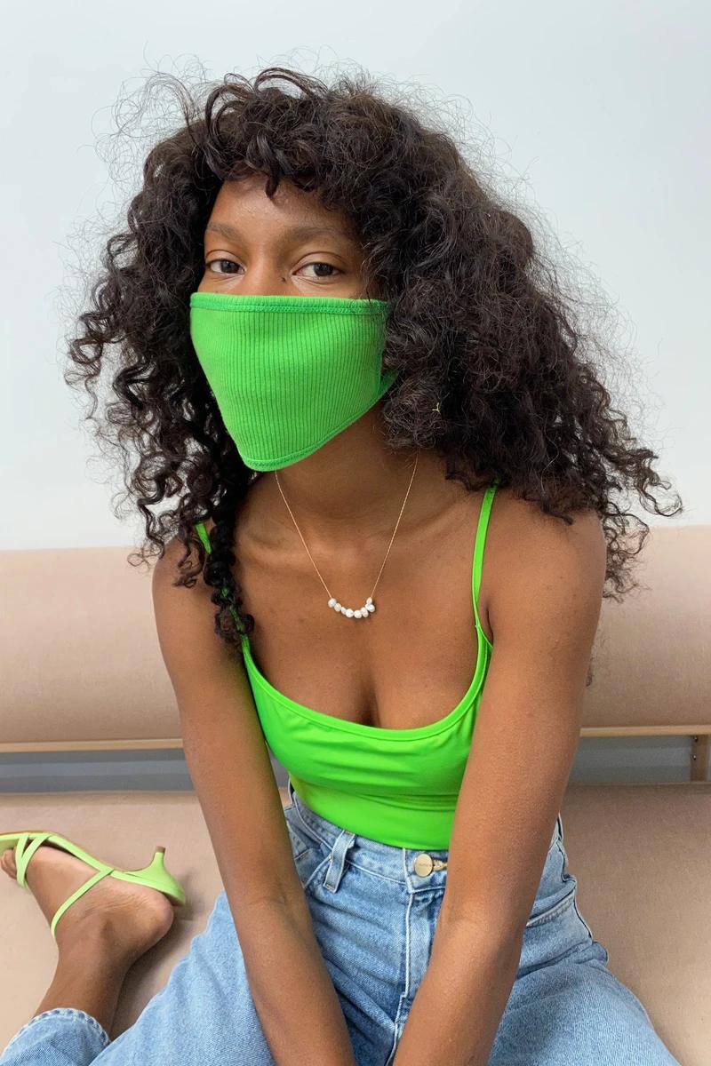 Lisa Says Gah Knit Mask